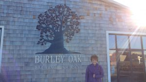 Burley Oak Sign